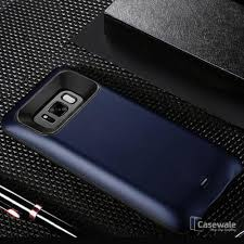 samsung galaxy s8 s8 plus external battery backup charging case