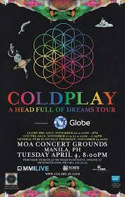 coldplay album 2017 coldplay live in manila 2017 philippine concerts