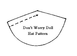 mini waldorf bunting doll pattern the silver penny