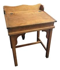 Antique Childrens Desk Vintage U0026 Used Country Desks Chairish