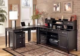 Office Computer Desks For Home Modern Design Of Black Office Desk Thedigitalhandshake Furniture