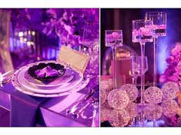 Wedding Reception Vases Wedding Reception Decor Tablescape Using Orchids
