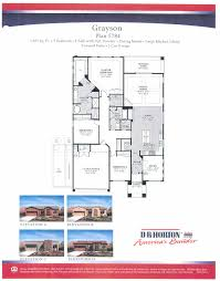 horton homes floor plans dr horton grayson floor plan dr horton floor plans pinterest