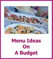 wedding reception ideas on a budget luxurious cheap wedding reception menu ideas