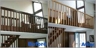 Oak Banister Interior Stair And Railing Design Ideas Photos And Descriptions