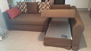 canapé ikea moheda achetez canape d angle brun occasion annonce vente à lyon 69
