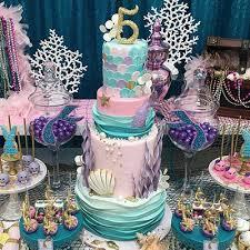 mermaid birthday cake mermaid and underwater cake ideas the vanilla valley