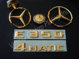 lexus toyota logo virginia custom plating inc gold emblems gold emblem kit
