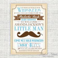 mustache baby shower invitations stephenanuno com