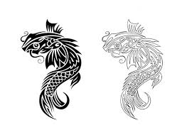 34 best koi fish tattoo designs images on pinterest black and