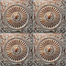 Tin Ceiling Panels by Faux Tin Ceiling Tiles Metal Ceiling Express