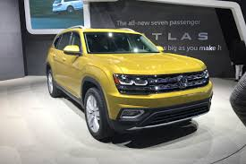 volkswagen atlas 7 seater new 2017 vw atlas giant suv could be set for europe auto express