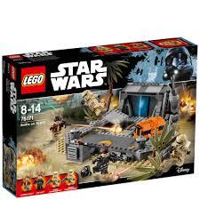 lego star wars krennic u0027s imperial shuttle 75156 toys zavvi com