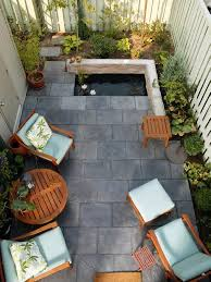 lovable design patio garden small patio garden design ideas