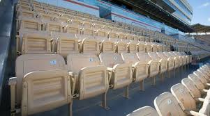 Stadium Chairs With Backs Tennessee Fund Tennessee Terrace