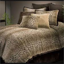 Cheetah Twin Comforter 10 Amazing Bedrooms With Cheetah Bedding Print Rilane