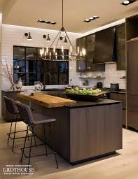 light wood kitchen cabinets with black countertops black kitchens with wood countertops wood countertop