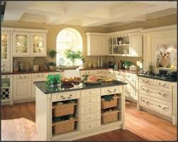 country kitchen decorating ideas country kitchen decorating ideas the island with the baskets