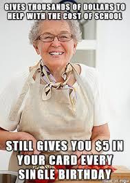 Grandma Meme - i love my grandma so much meme guy