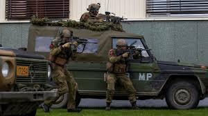 Military Police Meme - norwegian military police during a demonstration at sessvollmoen