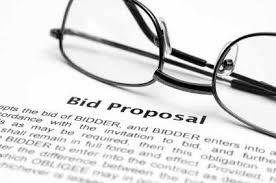 denver colorado construction bid proposal template