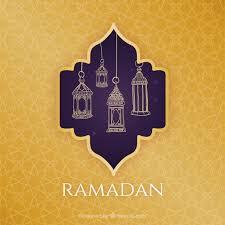 Greeting Card Designs Free Download Islamic Greeting Card Template For Ramadan Kareem Or Eidilfitr