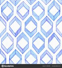 seamless watercolor texture based on blue hand drawn imperfect