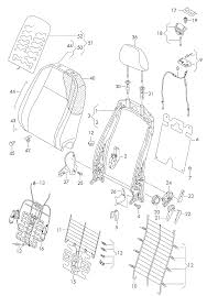 online volkswagen golf variant 4motion spare parts catalogue