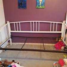 White Metal Daybed Best White Metal Daybed For Sale In Morton Illinois For 2017