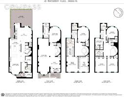 Montgomery Homes Floor Plans by Brooklyn Homes For Sale In Park Slope At 45 Montgomery Place