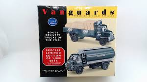 car boot prices guide lledo vanguards bo1002 delivery truck set free price guide 23637