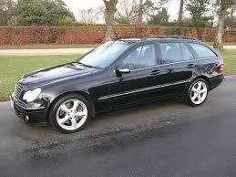 used mercedes c class for sale in uk used mercedes 2004 diesel class c220 cdi avantgarde estate