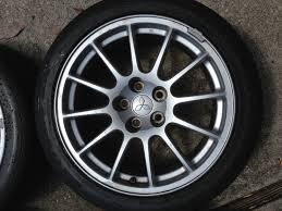 lexus stock wheels for sale tampa 2008 evo x stock wheels 5x114 tires tsps