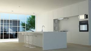 Interior Kitchen Interior Scene Rendering With Vray Material Editing Kitchen 3ds
