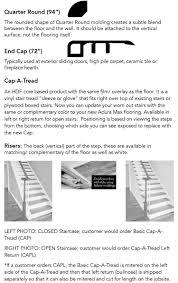 Max Stair Riser by Adura Max Mannington Flooring