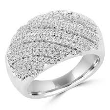 gold hand rings images Diamond right hand rings white gold majesty diamonds jpg