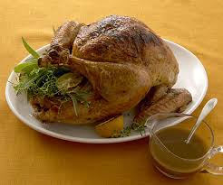 butter and herb roasted turkey with madeira jus finecooking