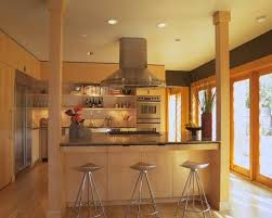 kitchen islands with posts kitchen island post ideas hungrylikekevin