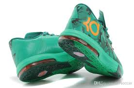 kd 6 easter branded air sports shoes ds kd vi easter 6 kevin durant camo lucid