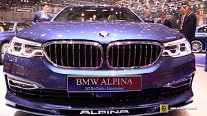 bmw b5 2017 bmw alpina b5 bi turbo exterior and interior walkaround