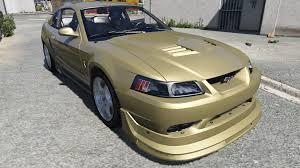 Black Mustang 2000 2000 Ford Mustang Cobra R Gta5 Mods Com