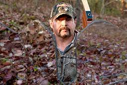 Reflective Deer Blind Ohio Compass Invisible Hunting Blind Hits The Mark With