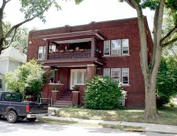 small brick apartment building and new york brick buildings on