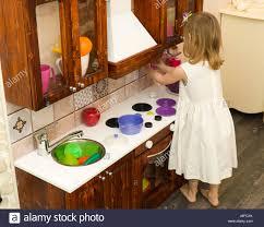 preschool kitchen furniture kid kitchen pot stock photos u0026 kid kitchen pot stock images alamy