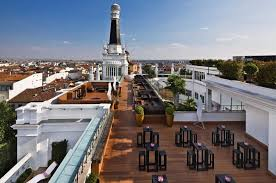Top Rooftop Bars Singapore The Best Rooftop Bars And Restaurants In Madrid Global Blue