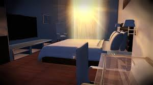 cinema 4d modern hotel room animation full hd youtube