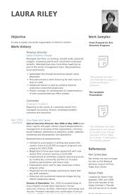 Senior Management Resume Examples by Finance Director Resume Samples Visualcv Resume Samples Database
