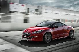 peugeot rcz r rcz r stands out at peugeot u0027s frankfurt motor show booth