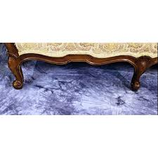French Provincial Sofa Table Widdicomb Furniture Mid Century French Provincial Sofa Aptdeco