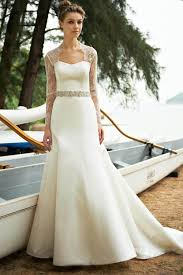 wedding dress for big arms the best wedding dresses for brides with arms everafterguide